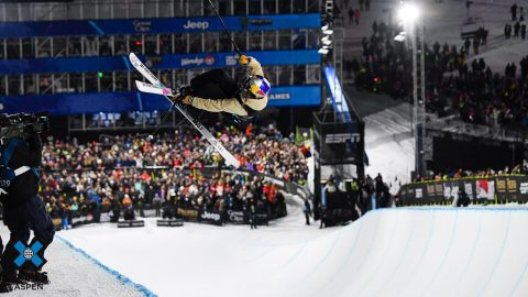 GOLD MEDAL VIDEO: Women's Ski SuperPipe | X Games Aspen 2020 | X Games