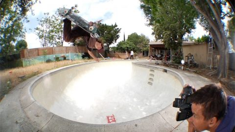 Gone Swimming with Simon Bannerot | Lakai Footwear