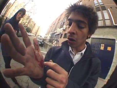 "Gonzalo Jimenez "" Osito"" Raw Adventures Sucubo Video - FormaSkate"
