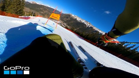 GoPro: Alpine Ski with World Champ and Olympic Gold Medalist Ted Ligety | GoPro