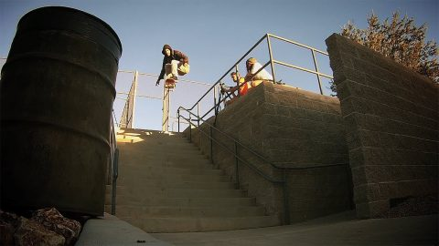 "GoPro ARCHIVES W/ AARON ""JAWS"" HOMOKI_JASON PARK & JOHN MOTTA 