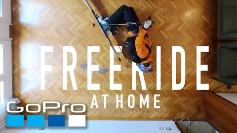 GoPro Awards: #HomePro Freeride Skiing | GoPro