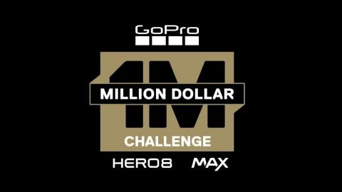 GoPro Awards: Million Dollar Challenge Highlight | HERO8 Black + MAX | GoPro