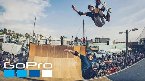 GoPro Cause: Grind For Life - Helping People with Cancer | Kindhumans - GoPro