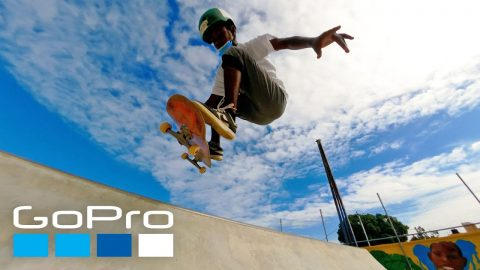 GoPro Cause: San Skate | Empowering Kids in the Dominican Republic - GoPro