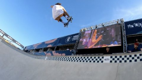 GoPro Course Preview | Pedro Barros - Sao Paulo, Brazil | 2018 Vans Park Series - Park Series