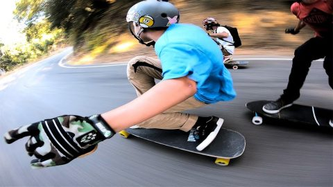 GoPro: Downhill Skateboarding with Sector Nine - GoPro
