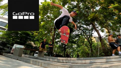 GoPro: Exploring Thailand with the GoPro Skate Team | GoPro