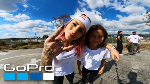 GoPro: Go Skate Day with the GoPro Skate Team | GoPro