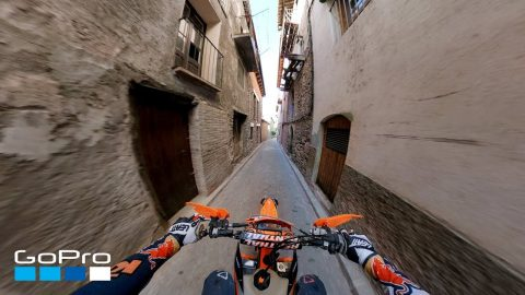 GoPro: Jonny Walker Rides Through Coll de Nargó in 4K | GoPro