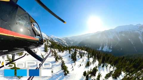 GoPro VR: B.C. Helicopter Flight with MAX | GoPro