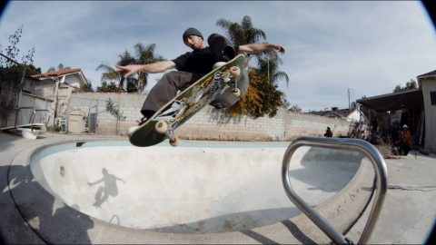 Grant Taylor Rolling In On A Legendary Session | Independent Trucks