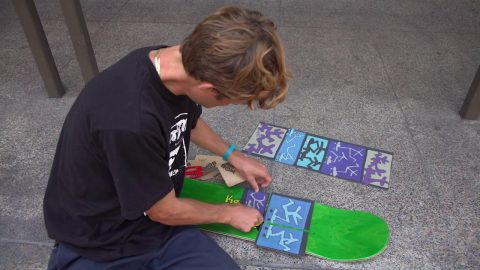 Graphic MOB x Sebo Walker: Custom Cuts in the Streets of L.A. | Mob Grip