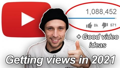 Great Ideas for Getting Started and Getting Views on Youtube in 2021 | Max Williams