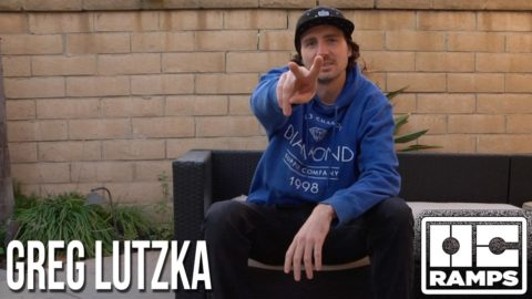 Greg Lutzka and the OC Ramps skate team - OC Ramps