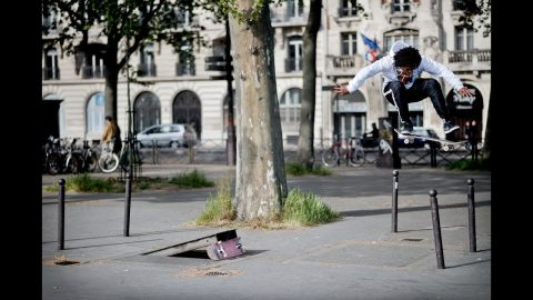 Grey x Skateboard Cafe – Paris - Grey Skate Mag