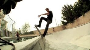 Greyson Fletcher Flip bowl session - Flip Skateboards