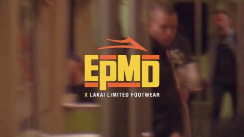 Griffin Gass for Lakai x EPMD | Lakai Footwear