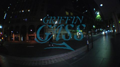 Griffin Gass for the Telford | Lakai Footwear