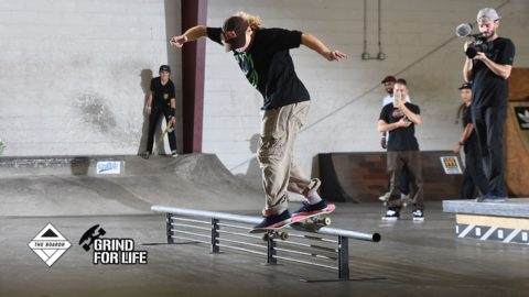 Grind for Life Series Annual Skateboarding Awards at The Boardr in Tampa