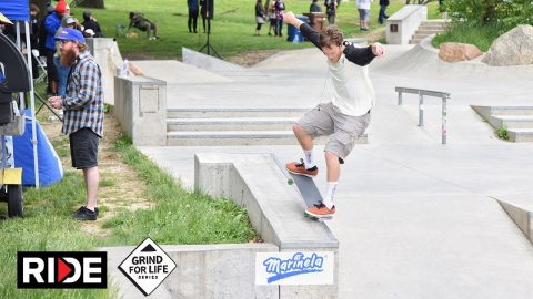 Grind for Life Series at Ann Arbor, Michigan Presented by Marinela | RIDE Channel