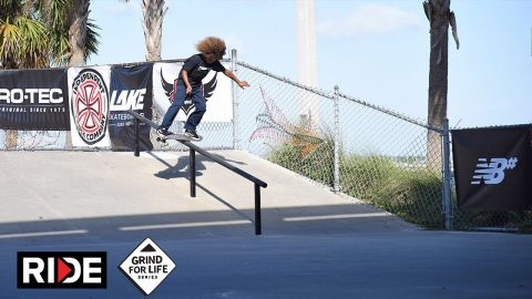 Grind for Life Series at Bradenton Presented by Marinela | RIDE Channel