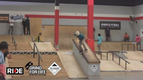 Grind for Life Series at Fort Lauderdale Presented by Marinela - RIDE Channel