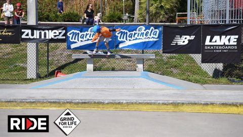 Grind for Life Series at Houston Presented by Marinela - RIDE Channel