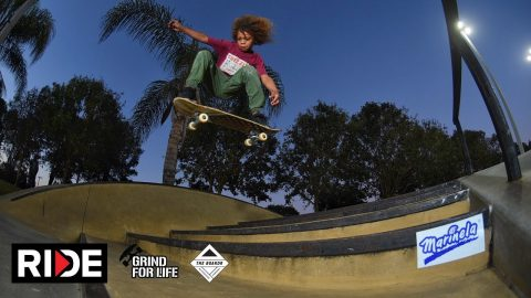 Grind for Life Series at Lakeland Presented by Marinela - RIDE Channel