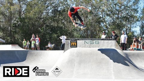 Grind for Life Series at New Smyrna Presented by Marinela - RIDE Channel