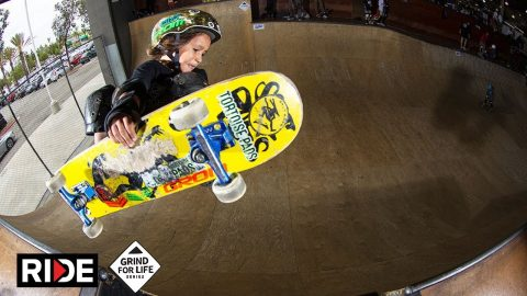 Grind for Life Series at Orange Presented by Marinela | RIDE Channel