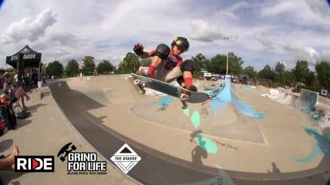 Grind for Life Series at Sarasota Presented by Marinela - RIDE Channel