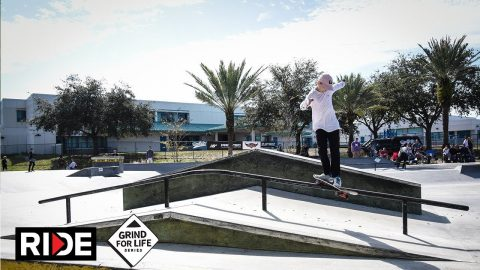 Grind for Life Series at St Pete, Florida Presented by Marinela | RIDE Channel