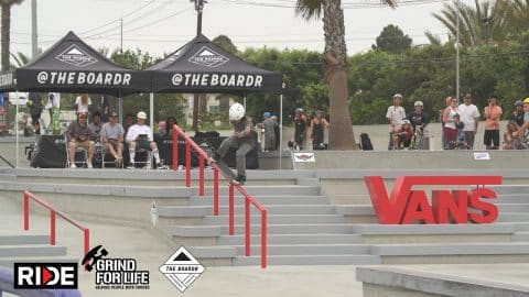 Grind for Life Series Presented by Marinela at Huntington Beach, CA - RIDE Channel