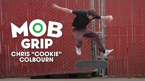 """Grip It & Rip It with Chris """"Cookie"""" Colbourn 