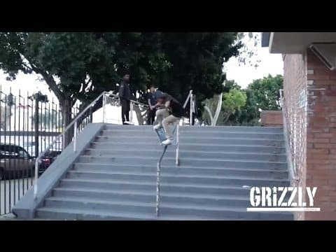 Grizzly Cubs - Myles Strampello - Grizzly Griptape