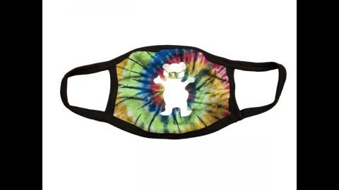 Grizzly Face Masks   Grizzly Griptape