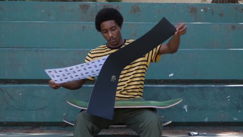 Grizzly Fall 2017 Dominick Walker Griptape Commerical - Grizzly Griptape