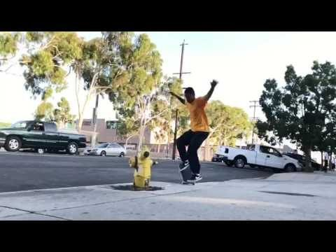Grizzly Gang Fire Hydrant Roll Call - Grizzly Griptape