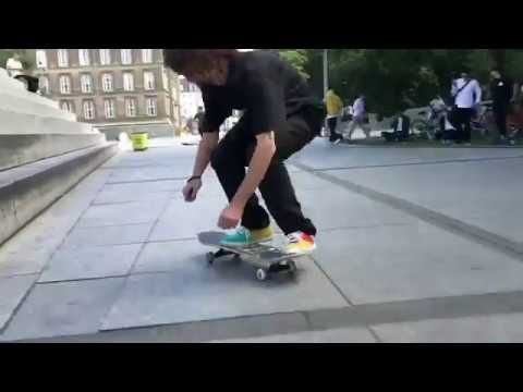 Grizzly Gang in the streets of Copenhagen - Grizzly Griptape