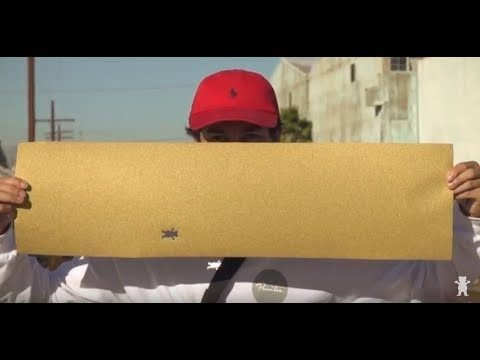 Grizzly Griptape Bling Bling Commercial Featuring Nick Tucker - Grizzly Griptape