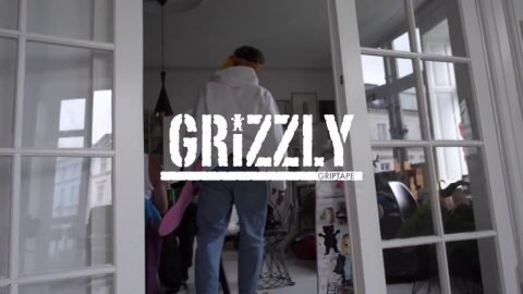 Grizzly Griptape x JHF Fall 2017 Griptape Featuring Boo Johnson - Grizzly Griptape