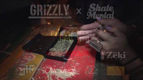Grizzly x Skate Mental 420 Recap - Grizzly Griptape