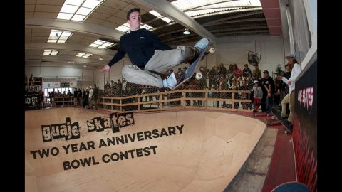 Guaje Skates - 2nd anniversary Bowl Contest - Gijón, Spain | ConfusionMagazine
