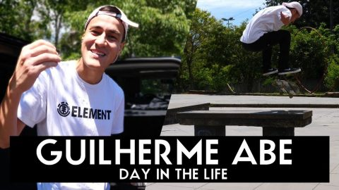 Guilherme Abe - Day in the Life 2018 | sobreskate