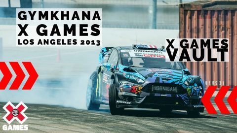 Gymkhana 2013: X GAMES THROWBACK | World of X Games | X Games