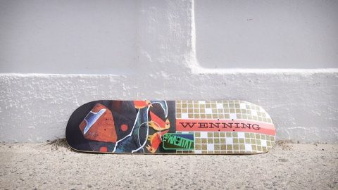 "Habitat Skateboards ""Exposition Series"" Re-Release 