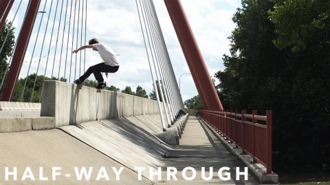 Half-Way Through | Mark Suciu, Silas Baxter-Neal, Frankie Spears and More | TransWorld SKATEboarding