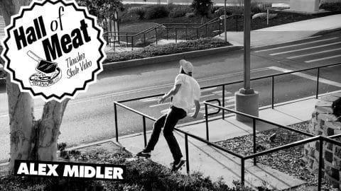 Hall of Meat: Alex Midler - ThrasherMagazine