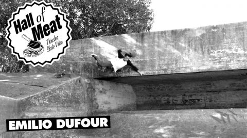 Hall of Meat: Emilio Dufour | ThrasherMagazine